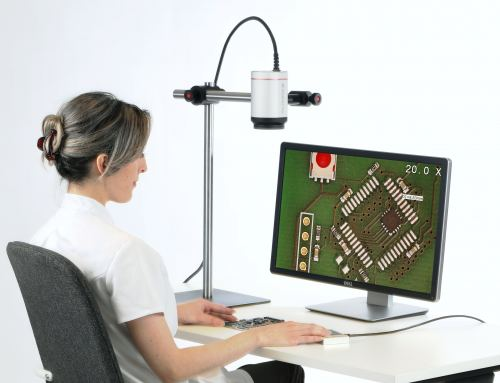 Inspectis F30 EWD PCB Inspection System