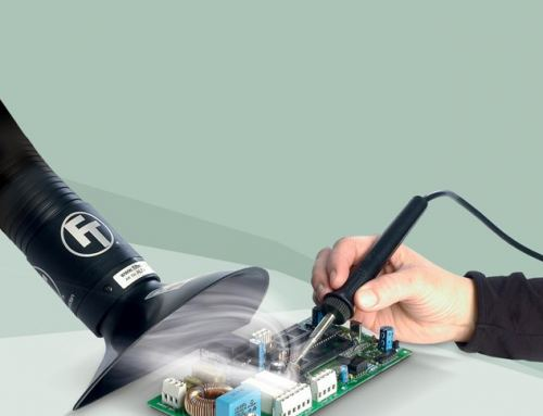 Soldering Iron with Fume Extraction from £700 Combined!