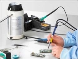Soldering Iron Tip Extraction