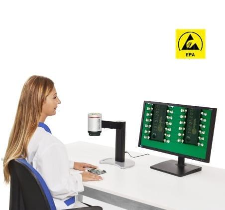 PCB Digital Inspection Cameras