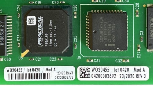 Electronic Manufacturing Labels