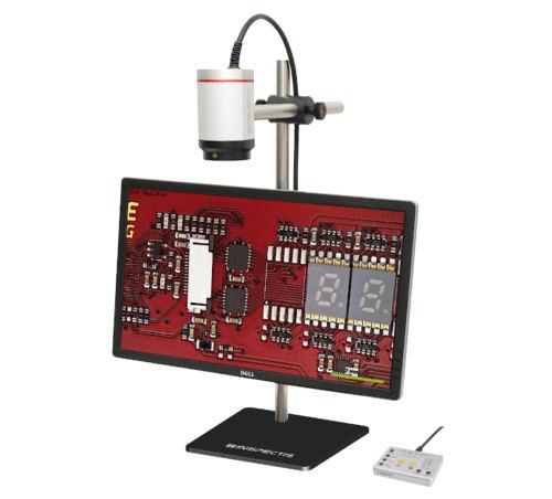 4k PCB Inspection